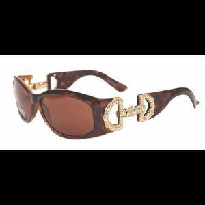 New GUCCI sunglasses GG3018/S Horsebit Rhinestone